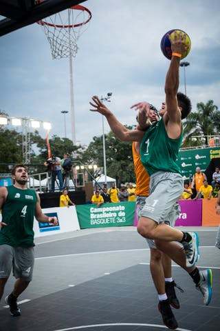 Rosseto Davi, Team Fortaleza, FIBA 3x3 World Tour Rio de Janeiro 2014, 27-28 September.