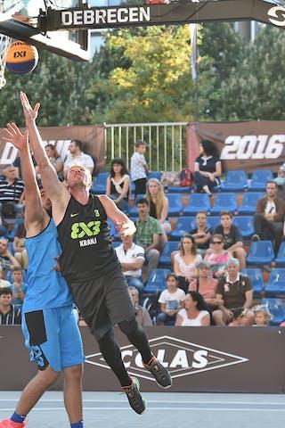 6 Yassin Mahfouz (GER) - 3 Boris Jersin (SLO) - Kranj v Berlin, 2016 WT Debrecen, Pool, 7 September 2016