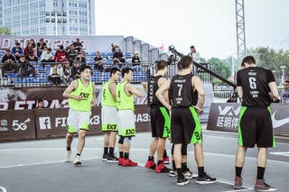 7 Wang Xuefeng (CHN) - 6 Zhenduo Leng (CHN) - 4 Wang Jiayi (CHN) - 3 Goran Vidovic (CHN) - 7 Maksim Kovacevic (SRB) - 6 Stefan Kojic (SRB) - 5 Aleksandar Ratkov (SRB) - 3 Mihailo Vasic (SRB)