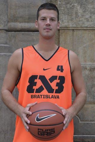 #4 Bratislava (Slovakia) 2013 FIBA 3x3 World Tour Masters in Prague