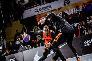 3 Bogdan Dragovic (SRB) - 4 Dusan Bulut (UAE)