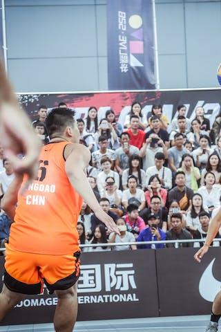 4 Wang Jiayi (CHN) - 6 Wang Xuefeng (CHN)