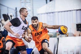 5 Marko Savić (SRB) - 1 Abdulrahman Saad (QAT)