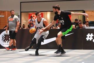6 Stefan Kojic (SRB) - 3 Luiz Felipe Soriani (BRA)