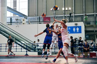 11 Jill Bettonvil (NED) - 3 Loyce Bettonvil (NED) - Game1_Mongolia vs Netherlands