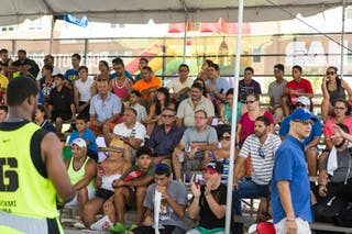 at the San Juan Masters 10-11 August 2013