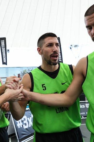 3 Mihailo Vasic (SRB) - 7 Maksim Kovacevic (SRB) - 6 Stefan Kojic (SRB) - 5 Aleksandar Ratkov (SRB)
