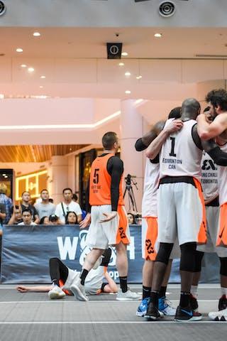 5 Marko Savić (SRB) - 5 Kyle Landry (CAN) - 4 Jordan Jensen-whyte (CAN) - 3 Steve Sir (CAN) - 1 Jermaine Bucknor (CAN)