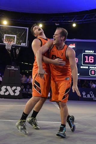 #7 Ovnik Gasper, Team Trbovlje, FIBA 3x3 World Tour Lausanne 2014, Day 2, 30. August.