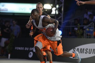 #4 Stockholm (Sweden) 2013 FIBA 3x3 World Tour Masters in Lausanne