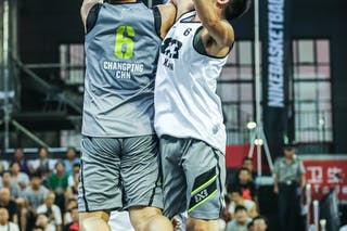 #6 LV Chen, Team Changping,2014 World Tour Beijing, 3x3game,