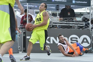 #4 Saskatoon (Canada) 2013 FIBA 3x3 World Tour final in Istanbul