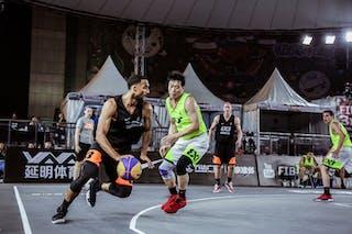 4 Wang Jiayi (CHN) - 5 Jordan Jensen-whyte (CAN)