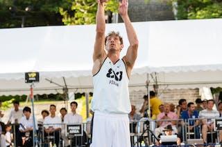4 Simon Finzgar (SLO) - Piran v Okayama, 2016 WT Utsunomiya, Pool, 30 July 2016