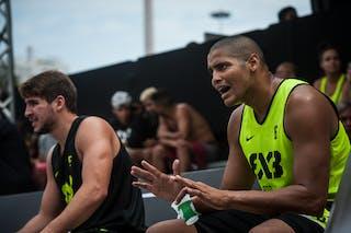 Santos Cardoso Assis, Team Rio, FIBA 3x3 World Tour Rio de Janeiro 2014, Day 2, 28. September.