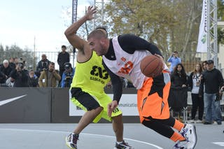 Novi Sad (Serbia) 2013 FIBA 3x3 World Tour final in Istanbul