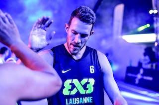 6 Oliver Vogt (SUI) - Zemun v Lausanne, 2016 WT Lausanne, Pool, 26 August 2016