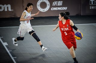 5 Yingyun Li (CHN)