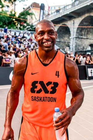 4 Willie Murdaugh (CAN) - Saskatoon v Kranj, 2016 WT Lausanne, Semi final, 27 August 2016