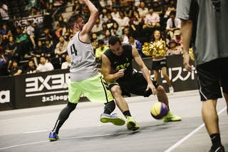 #4 Do Vale Neto Ismar, Team Santos, FIBA 3x3 World Tour Final Tokyo 2014, 11-12 October.
