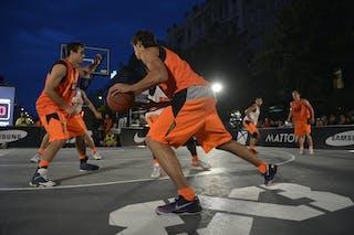 #4 Ljubjana (Slovenia) 2013 FIBA 3x3 World Tour Masters in Prague