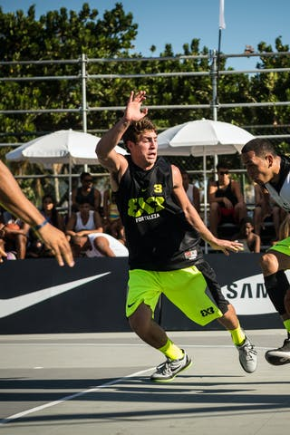 #3 Caracas (Venezuela) Fortaleza (Brazil)  2013 FIBA 3x3 World Tour Rio de Janeiro