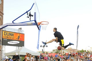 Rafal 'Lipek' Lipinski returns to the FIBA 3x3 World Tour where he was crowned dunk champion last season in Miami.