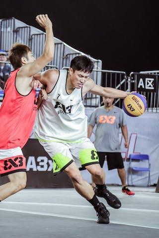 7 Lu Yi Sang (CHN)