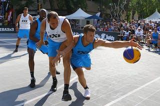 6 Zahir Carrington (USA) - 3 Daniel Mavraides (USA) - 5 Carlos Silva Jr (BRA) - 6 Marcelão Silva (BRA)