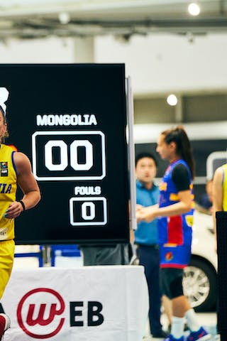 11 Gabriela Irimia (ROU) - Game4_Pool A_Romania vs Mongolia