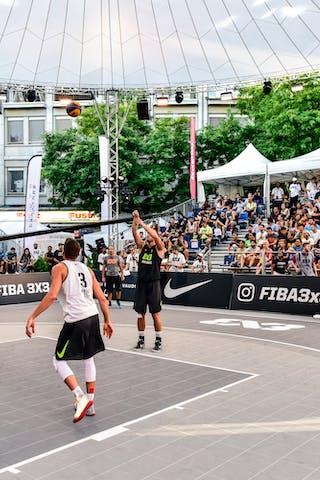 6 Vladimir Bulatovic (SRB) - 3 Filip Simic (SRB) - 6 Claudio Negri (ITA) - 3 Andrea Negri (ITA) - Pavia v Obrenovac, 2016 WT Lausanne, Pool, 26 August 2016