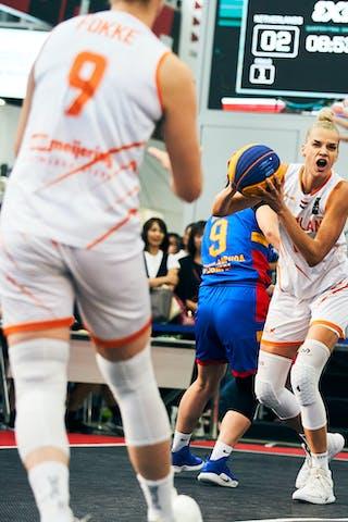 11 Jill Bettonvil (NED) - Game1_Mongolia vs Netherlands
