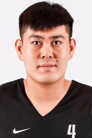 4 Qiarui Chen (CHN)