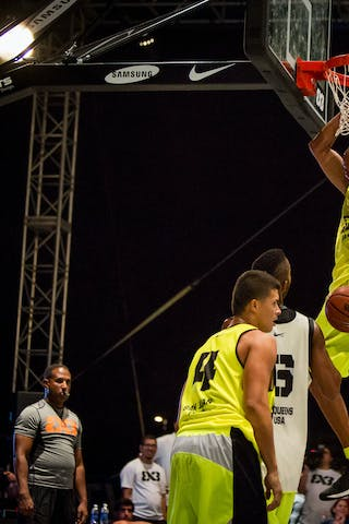 at the San Juan Masters 10-11 August 2013 FIBA 3x3 World Tour, San Juan, Puerto Rico (BEST)