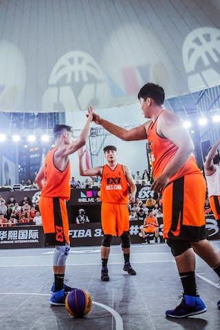 6 Bikramjit Gill (JPN) - 7 Rohit Bakshi (JPN) - 6 Tao Liu (CHN) - 4 Zhang Ziyi (CHN) - 5 Peng Wang (CHN)