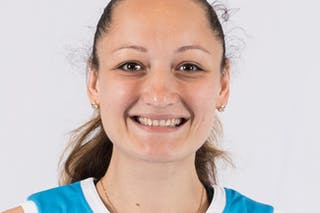8 Krystyna Filevych (UKR)