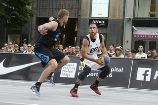 Novi Sad Al Wahda v Humpolec, 2016 WT Prague, Pool, 6 August 2016