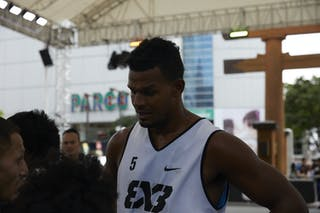 5 Leandro Souza De Lima (IND) - Pool 1 A 2: Delhi 3BL vs. Okayama