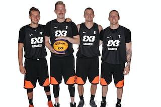 7 Stanislav Sharov (RUS) - 6 Daniil Abramovskii (RUS) - 4 Alexander Zuev (RUS) - 3 Aleksandr Antonikovskii (RUS)
