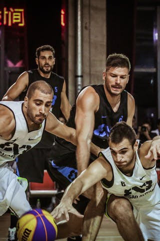 6 Marko Dugosija (UAE) - Novi Sad AlWahda v Gdansk, 2016 WT Beijing, Final, 17 September 2016
