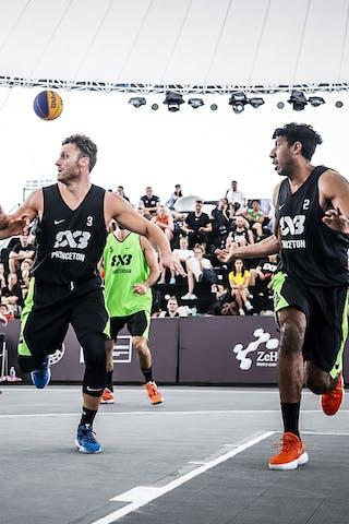 2 Aron Roijé (NED) - 3 Dan Mavraides (USA)