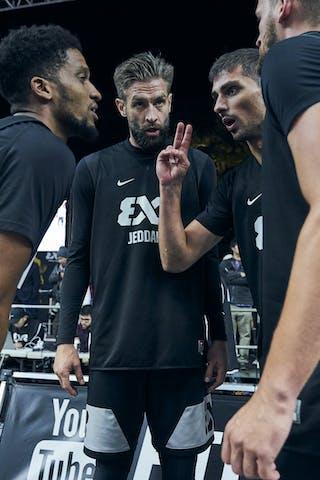 6 Nemanja Draskovic (KSA) - 5 Kevin Corre (KSA) - 4 Szymon Rduch (KSA) - 2 Khalid Abdel-gabar (KSA)