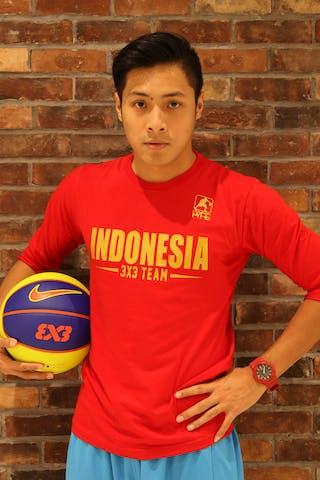 Rizky Effendi 3x3 World Tour 2014 Manila #Jakarta #Indonesia