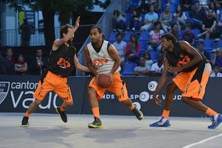 #4 Sfax (Tunisia) 2013 FIBA 3x3 World Tour Masters in Lausanne