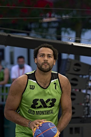 FIBA 3x3, World Tour 2021, Mtl, Can, Esplanade de la Place des Arts. Shoot-out Qualification
