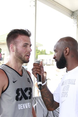 #4 Griffin Derek, Team Denver, FIBA 3x3 World Tour Tokyo Final 2014, 11-12 October.