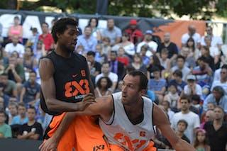 #6 Kranj (Slovenia) 2013 FIBA 3x3 World Tour Masters in Lausanne