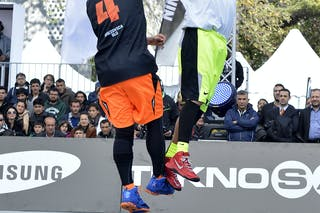 #4 Brezovica (Slovenia) Caracas (Venezuela) 2013 FIBA 3x3 World Tour final in Istanbul