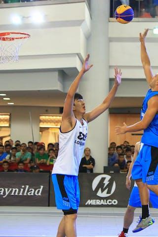 Longshi v NoviSad AlWahda, 2015 WT Manila, Pool, 1 August 2015