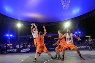 #7 Erzen Jure, Team Kranj, FIBA 3x3 World Tour Lausanne 2014, Day 2, 30. August.